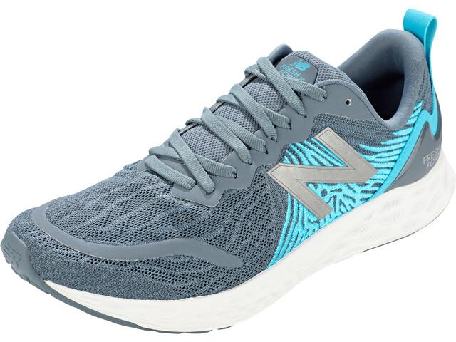 New Balance Tempo V1 Running Shoes Men, ocean grey